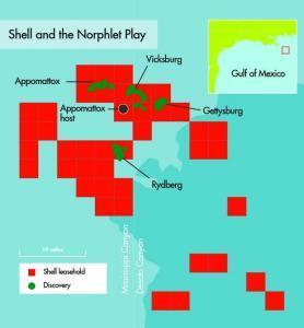 Shell Appomattox