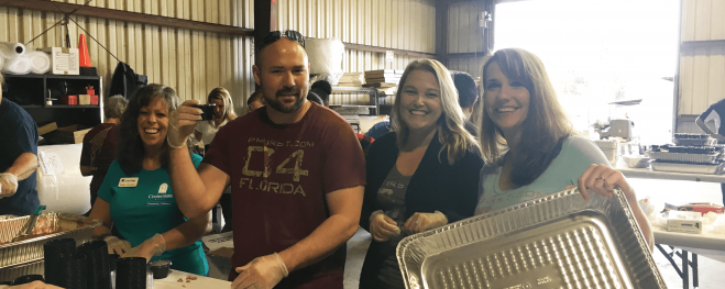 PMIS sends volunteers to 9th Annual Lakeland CarBQ