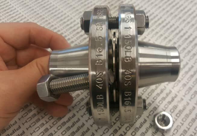 Leak free metal gasket