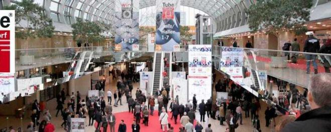 PM Executives to Attend Tube® Tradeshow in Düsseldorf